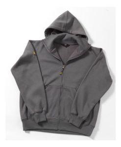 Workzone Casual Hooded Sweat Jacket
