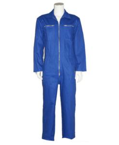 Bestex Kinderoverall Korenblauw - Bedrijfskleding De Witte Raaf