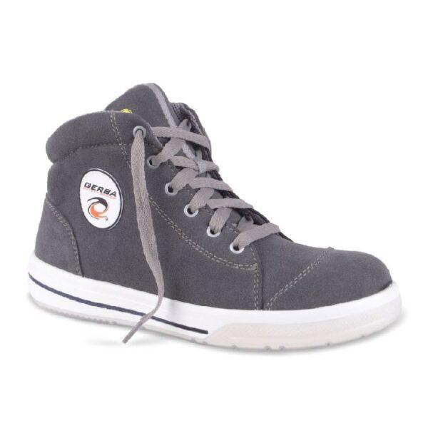 Gerba S3 Veiligheidsschoen Sneaker Next High - Sneaker Next High - Witte Raaf Bedrijfskleding