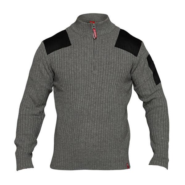 F-Engel Combat trui met hoge kraag (8017-501) - De Witte Raaf Bedrijfskleding