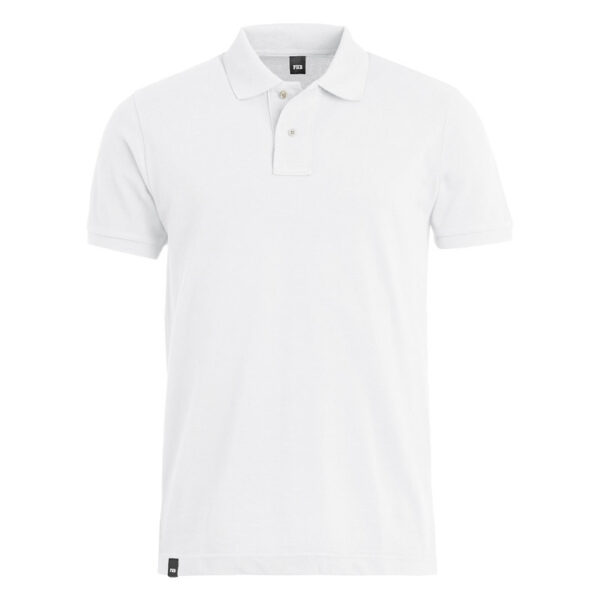 FHB DANIEL Polo-Shirt Wit - Witte Raaf Bedrijfskleding