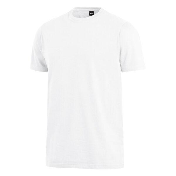 FHB JENS T-Shirt eenkleurig Wit - Witte Raaf Bedrijfskleding