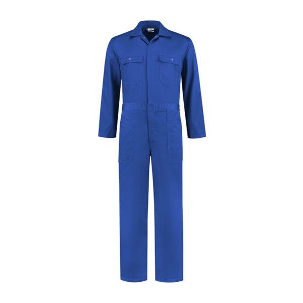 Bestex Overall 100% Katoen (OVK100) Korenblauw - De Witte Raaf Werkkleding