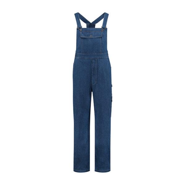 Bestex Tuinbroek Jeans 100% Katoen (TBJ100) - De Witte Raaf Werkkleding